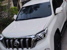 Selling 2nd Hand Toyota Land Cruiser Prado 2010 Manual Diesel at 75000 km in Makati