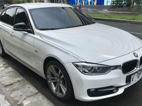 Selling 2nd Hand Bmw 328I 2014 Automatic Gasoline at 25000 km in Taguig
