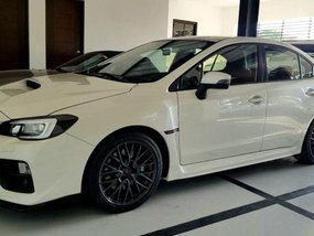 Selling Subaru Wrx Sti 2015 Manual Gasoline in Bacoor
