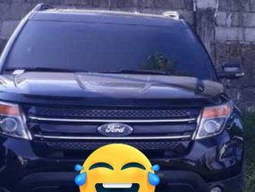 Selling 2nd Hand Ford Everest 2012 in Mandaluyong