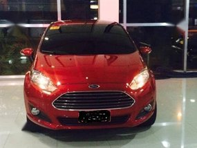 Selling Ford Fiesta 2016 Automatic Gasoline at 70000 km in Manila