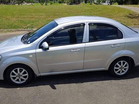 Selling 2nd Hand Chevrolet Aveo 2007 Automatic Gasoline at 100000 km in Makati