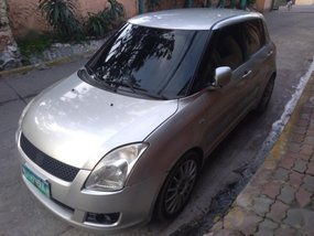 Selling 2nd Hand Suzuki Swift 2010 Automatic Gasoline at 80725 km in Quezon City