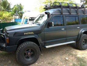 2nd Hand Nissan Patrol 1995 Manual Diesel for sale in Zamboanga City