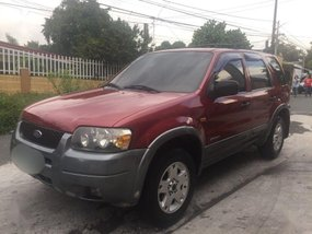 Sell 2nd Hand 2006 Ford Escape at 80000 km in Quezon City