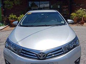 Selling Used Toyota Corolla Altis 2015 Sedan at 47000 km in Metro Manila