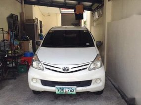 2nd Hand Toyota Avanza 2015 for sale in Muntinlupa