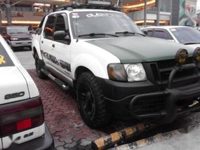 Ford Explorer 2001 Manual Gasoline for sale in Quezon City