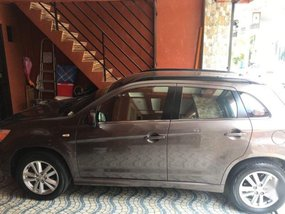 Selling 2011 Mitsubishi Asx Suv for sale in Taytay