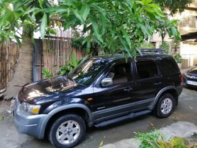 Selling Ford Escape 2006 Automatic Gasoline in Quezon City