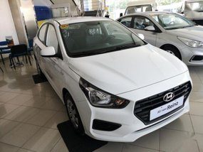 Selling Hyundai Reina 2019 Manual Gasoline in Imus