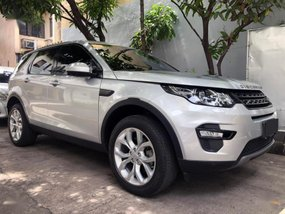 Selling Land Rover Discovery Sport 2018 Automatic Gasoline in Quezon City