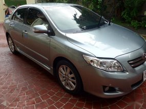 Selling 2nd Hand Toyota Altis 2007 in San Juan
