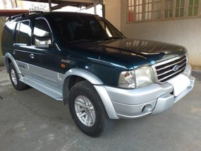 2nd Hand Ford Everest 2004 at 110000 km for sale in Mandaue
