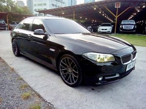 Sell 2nd Hand 2014 Bmw 520D Automatic Diesel at 28000 km in Pasig