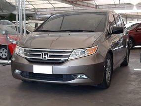 Honda Odyssey 2012 Manual Gasoline for sale in Makati