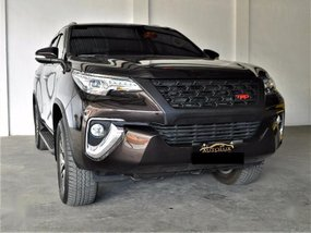 Selling 2nd Hand Toyota Fortuner 2016 Automatic Diesel at 20000 km in Quezon City