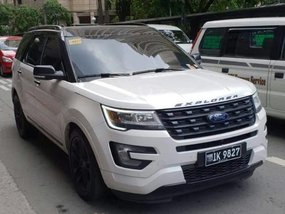 2nd Hand Ford Explorer 2016 Automatic Gasoline for sale in Manila