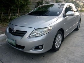 2nd Hand Toyota Altis 2010 Automatic Gasoline for sale in Quezon City