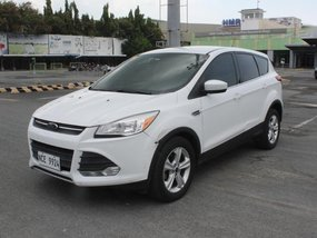 Selling Ford Escape 2016 Manual Gasoline in Muntinlupa