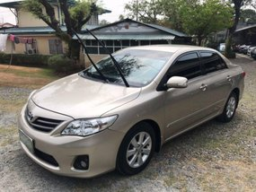 Selling Toyota Altis 2012 at 40000 km in Marilao
