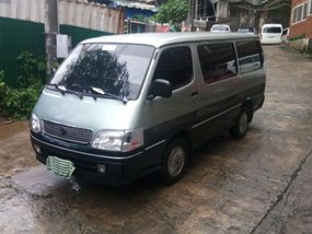 2nd Hand Toyota Hiace 1996 Manual Diesel for sale in Baguio