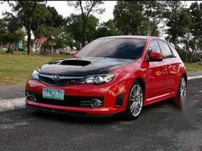 Selling Subaru Wrx Sti 2008 at 39000 km in Parañaque