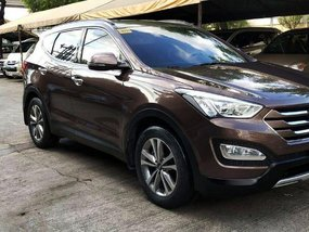 2nd Hand Hyundai Santa Fe 2015 at 37024 km for sale in Cainta