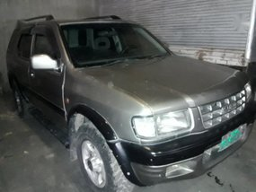 Selling Isuzu Wizard 2009 Automatic Diesel in Davao City