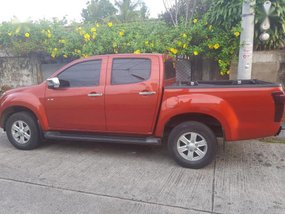 Selling 2nd Hand Isuzu D-Max 2016 in Bacolod