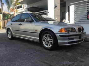 Selling 2nd Hand Bmw 318I 2002 at 50000 km in Pasig