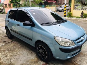 Hyundai Getz 2006 Manual Gasoline for sale in Quezon City