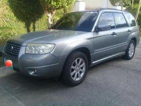 2007 Subaru Forester for sale in Las Piñas