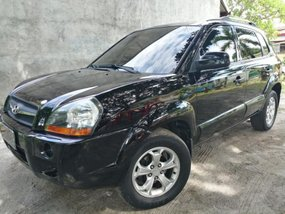 2nd Hand Hyundai Tucson 2009 Automatic Diesel for sale in Angeles