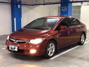 Selling 2nd Hand Honda Civic 2006 in Quezon City