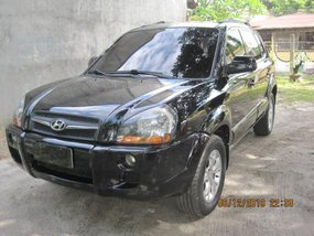 2nd Hand Hyundai Tucson 2009 at 40000 km for sale in Angeles