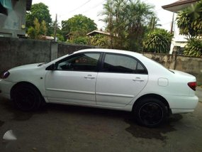 Toyota Altis 2007 Manual Gasoline for sale in Lemery