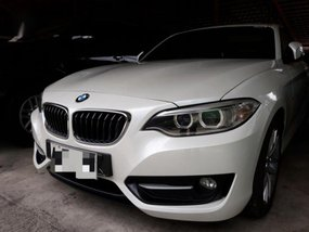 2nd Hand Bmw 220I 2016 for sale in Pasig