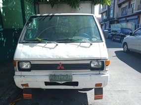 2nd Hand Mitsubishi L300 2006 Van at 130000 km for sale in Quezon City