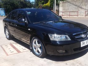Selling 2nd Hand Hyundai Sonata 2008 Automatic Gasoline at 114000 km in Baguio