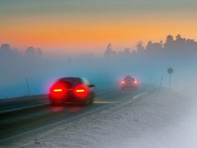 Foggy Roads: How to Handle Danger Zones