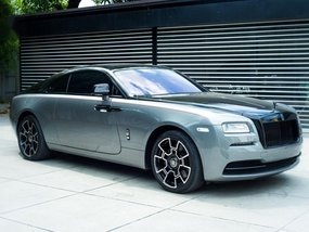 2nd Hand Rolls-Royce Wraith 2015 for sale in Quezon City