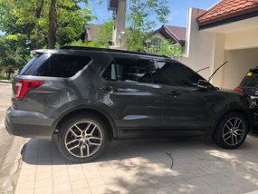 Like New Ford Explorer 2017 at 20000 km for sale in Muntinlupa