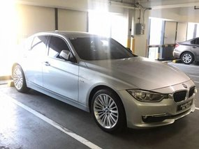 Selling Bmw 320D 2016 Automatic Diesel in Quezon City
