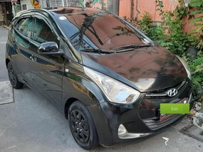 2nd Hand Hyundai Eon 2016 for sale in Pasig