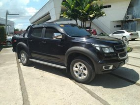 Sell 2nd Hand 2015 Chevrolet Colorado Automatic Diesel at 35000 km in Mandaue