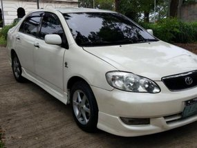 Selling Toyota Altis 2001 Automatic Gasoline in Baguio