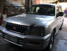 Sell 2nd Hand 2003 Mitsubishi Endeavor Manual Diesel at 100000 km in Floridablanca