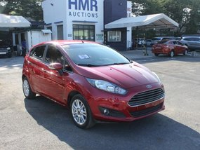 2nd Hand Ford Fiesta 2016 at 20000 km for sale in Muntinlupa