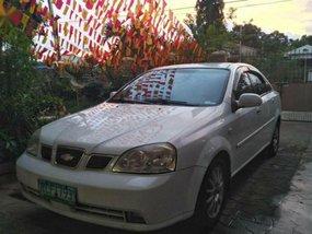 Selling Chevrolet Optra 2005 Manual Gasoline in Pilar